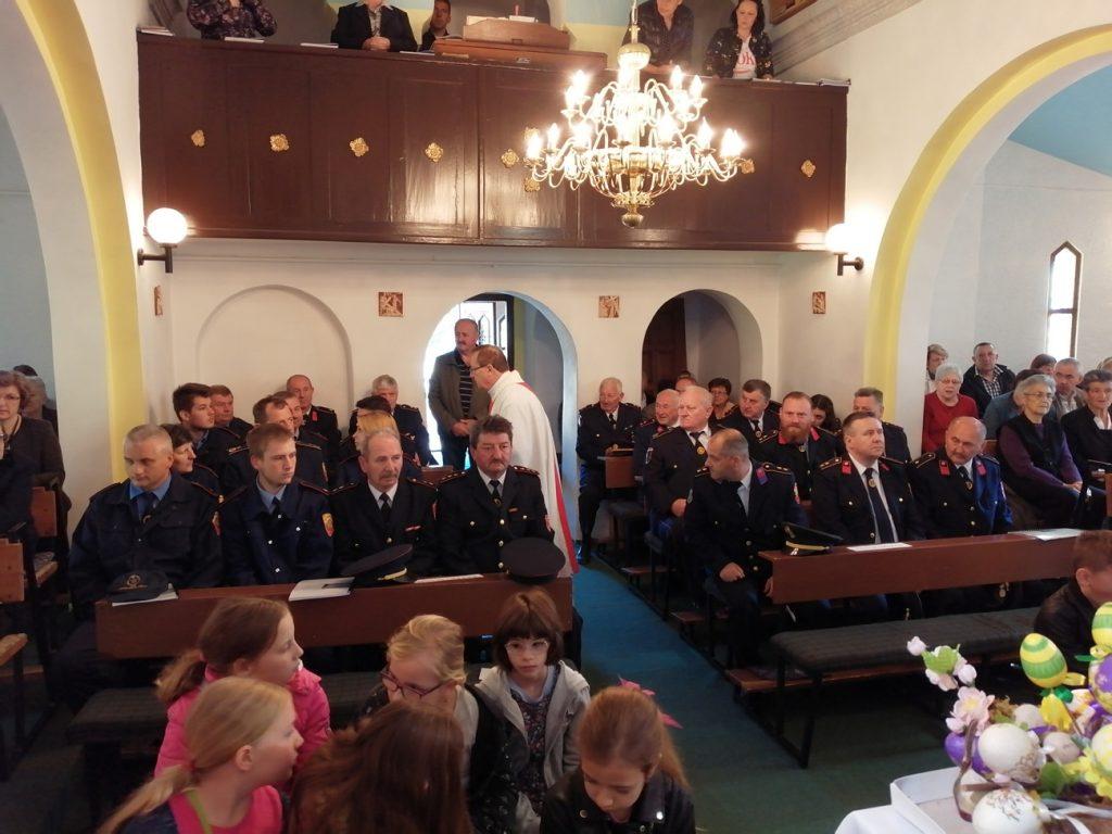 Proslava blagdana sv. Florijana u Glogovcu