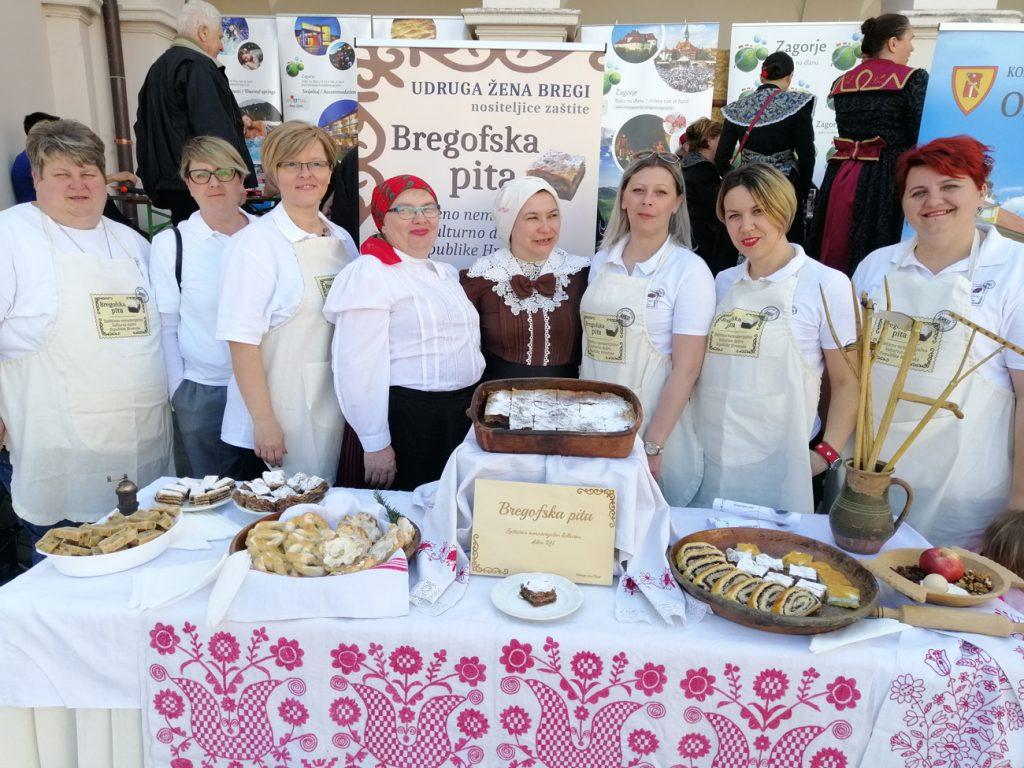 """Udruga žena Bregi sudjelovala na manifestaciji 13. """"Babičini kolači"""""""
