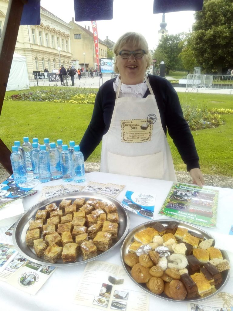 Udruga žena Bregi bila dio 1. Koprivničkog polumaratona