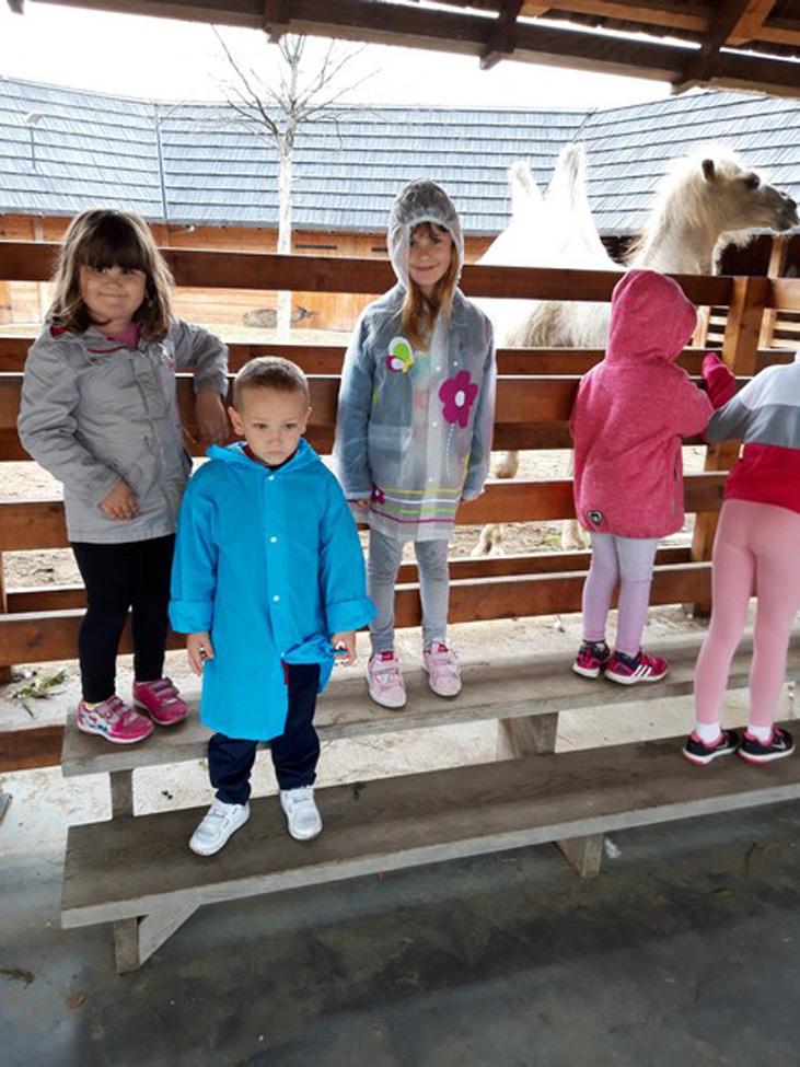 Dječji vrtić Potočić na izletu u Đurđevcu