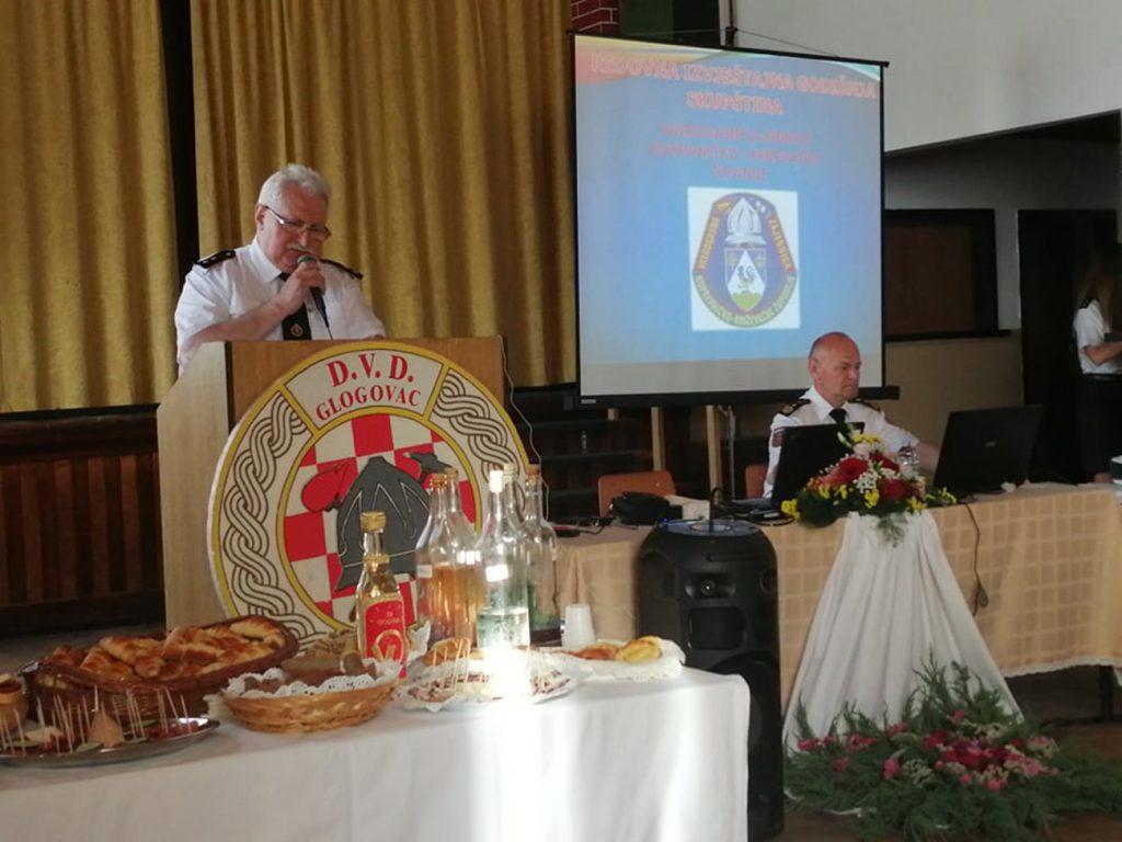 Udruga žena Glogovac počastila sudionike županijske vatrogasne skupštine