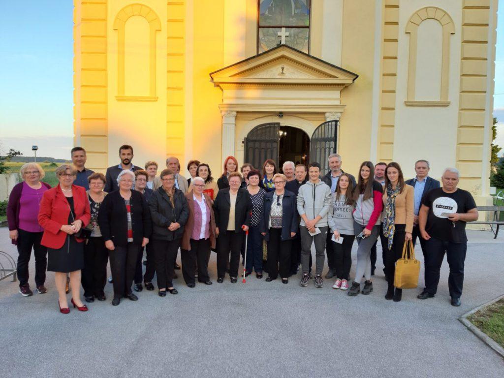 Posjet prijatelja iz Crne Gore