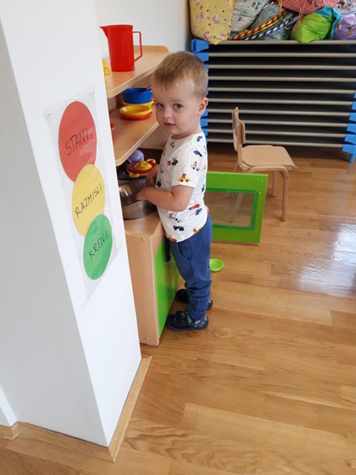 """Prvi tjedni u dječjem vrtiću """"Potočić"""""""