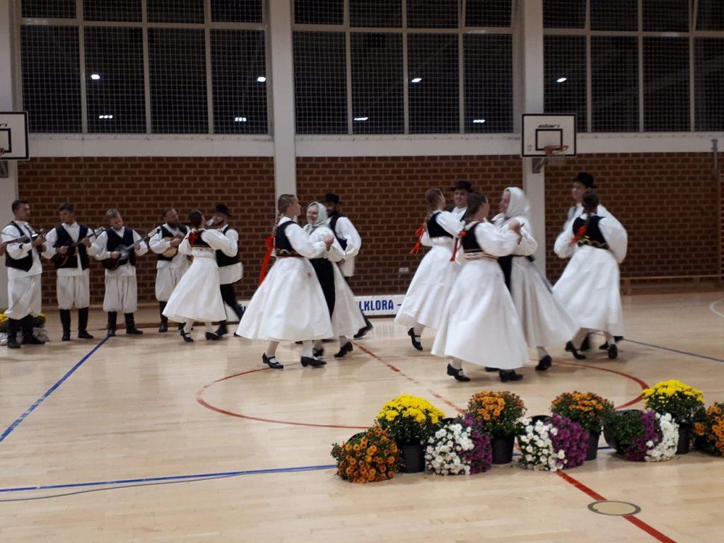 Veoma uspješan nastup Rudara na Županijskoj smotri folklora