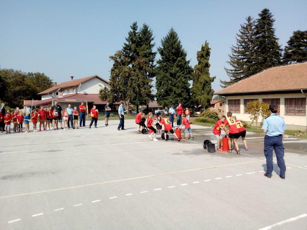 Održano vatrogasno natjecanje VZO Hlebine, Koprivnički Bregi