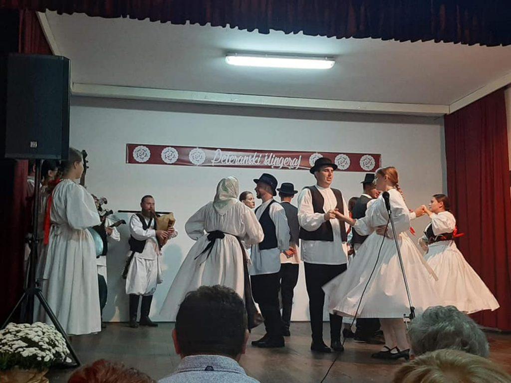 "Rudari  sudjelovali na obilježavanju 20-te obljetnice KUD-a Fran Galović""  Peteranec"