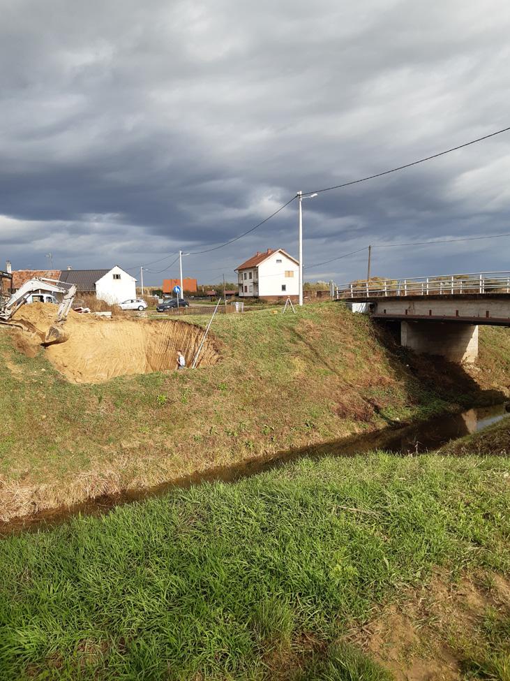 Nastavak realizacije projekata u svim naseljima naše općine