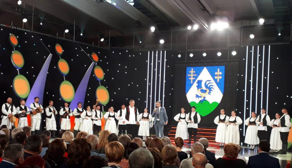 """Uspješan nastup Rudara u serijalu  """"Lijepom našom"""" u Virju"""