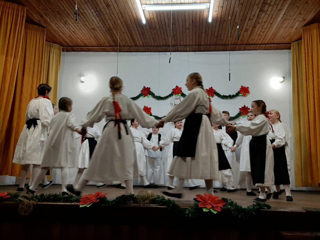 Održan je tradicionalan Božićni koncert.