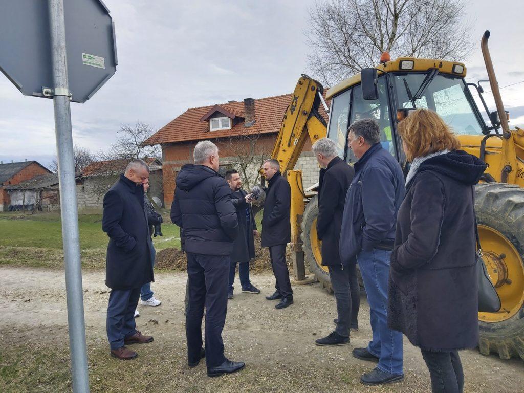 Općina Koprivnički Bregi uskoro prva s izgrađenom vodovodnom i kanalizacijskom mrežom u svim naseljima