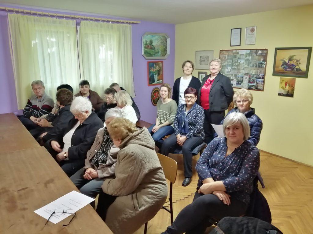 Izvještajna godišnja skupština Udruge žena Glogovac