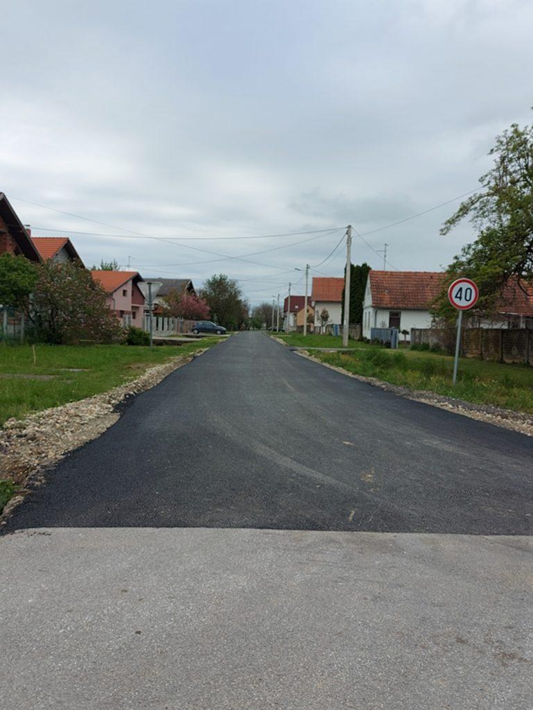 Nastavlja se modernizacija lokalnih nerazvrstanih cesta u Općini