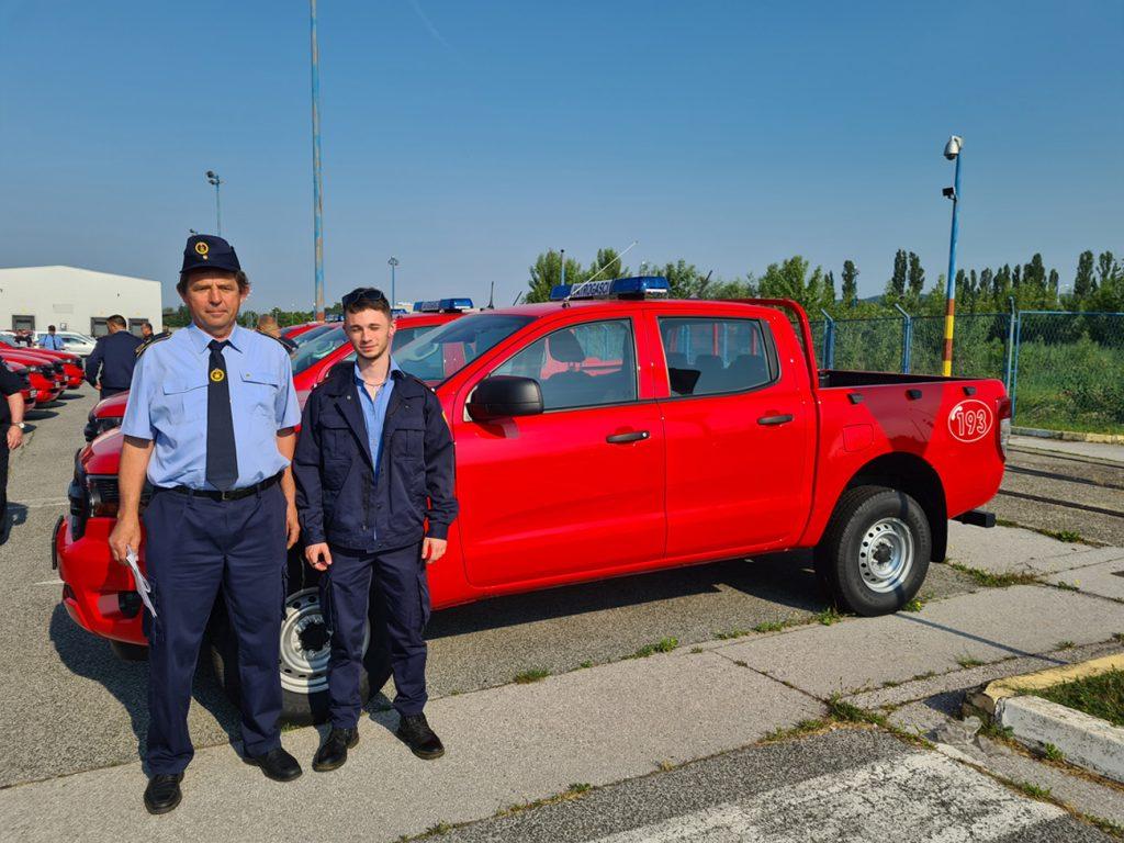 110. izborno-izvještajna Skupština DVD Koprivnički Bregi i donacija novog vatrogasnog vozila