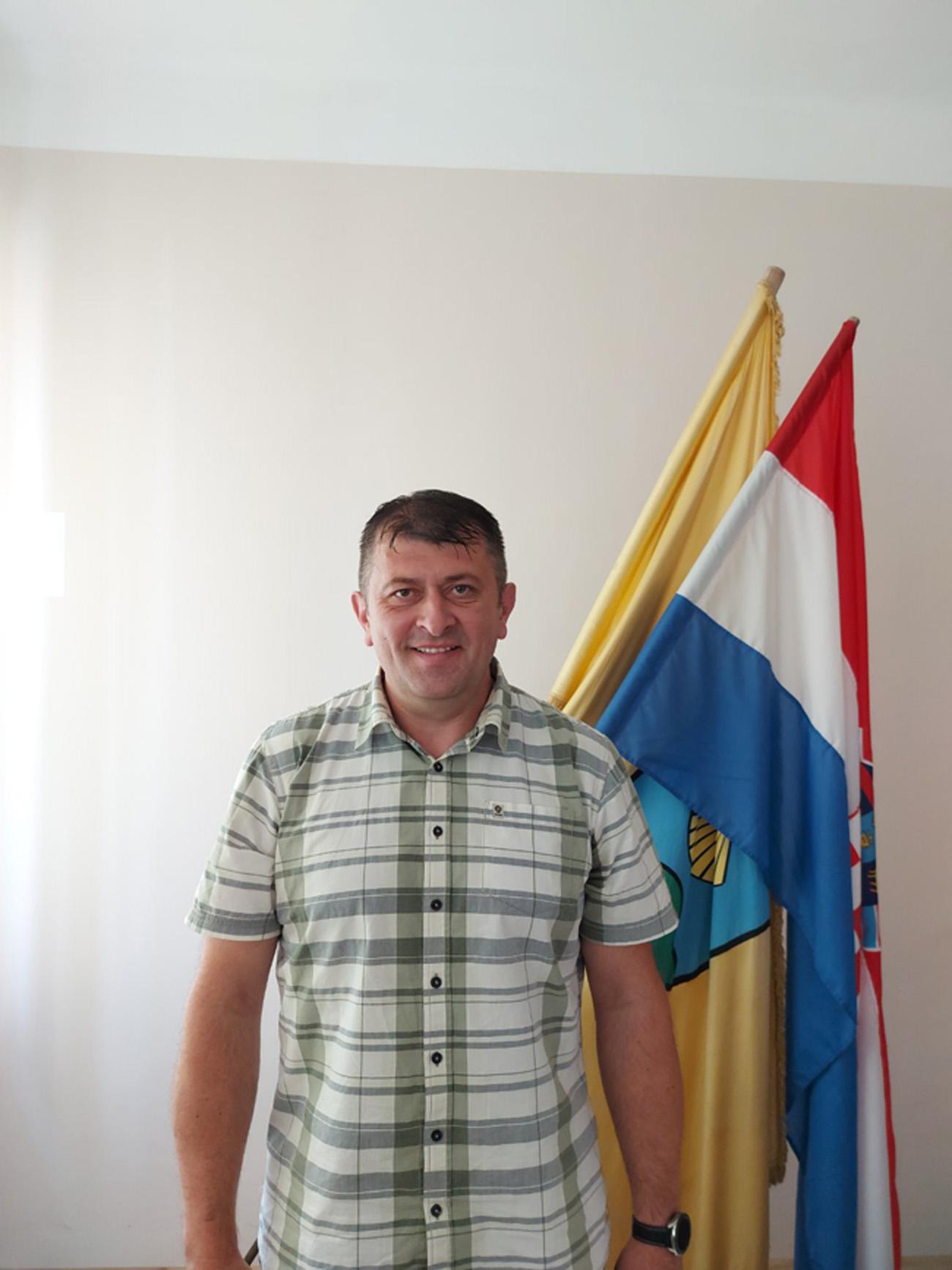 Sinsa Marosevac predsjednik Opcinskog vjeca lista grupe biraca Sinisa Marosevac