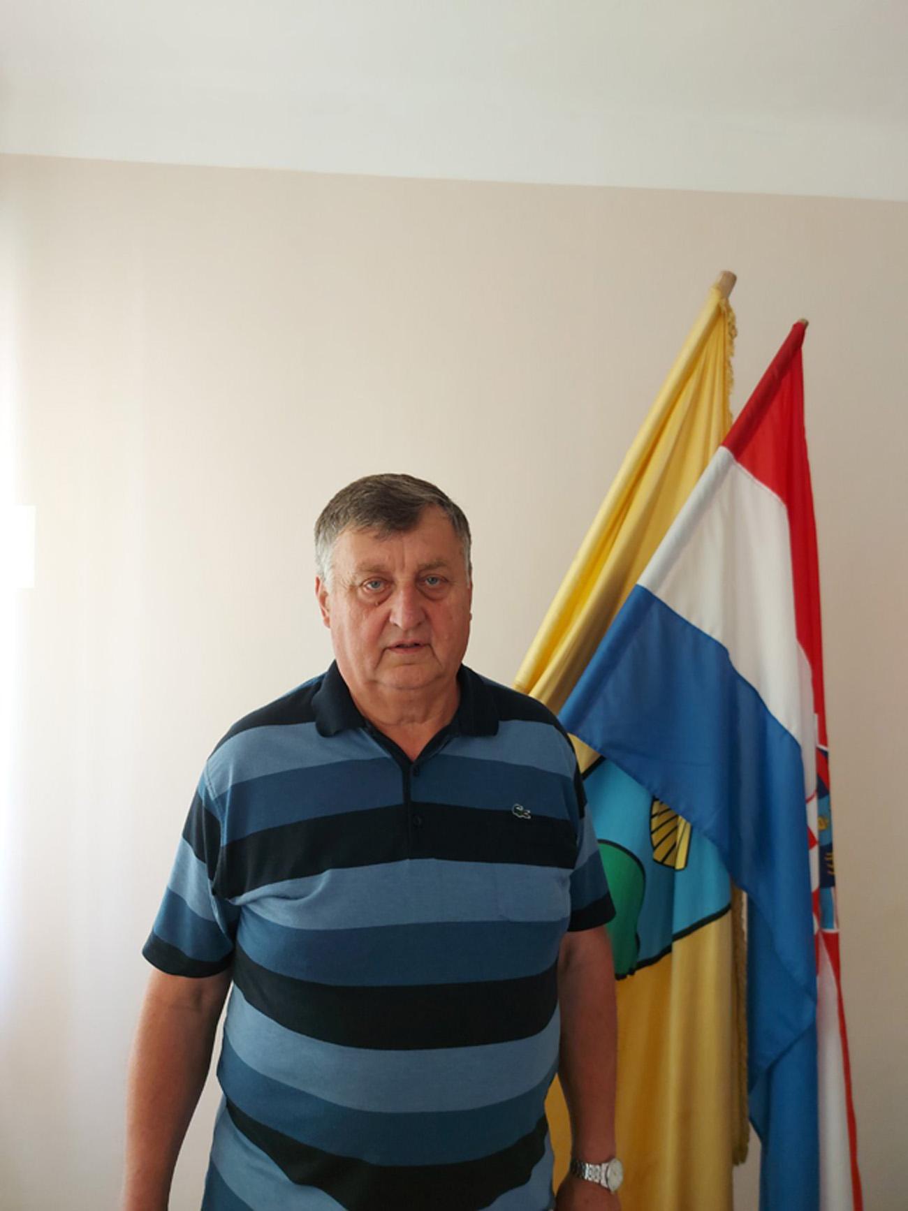 Stjepan Srsek HDZ